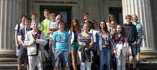 Wizyta w Garbsen