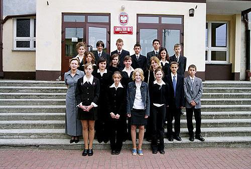 Absolwenci rocznik 2004 klasa I